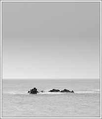All the Time in the World (spodzone) Tags: sea portrait blackandwhite art nature water composite composition manipulated lens landscape photography scotland emotion space empty places calm equipment negativespace filter zen dreamy serene flowing geology areas moment pentacon submerged stark distance simple toned solitary pure contrasts portpatrick minimalist tranquil stacked contentment elegance dumfriesandgalloway rockstone timescale digikam rockwater landwater shapeandform rawconversion pentacon50mm enfuse wacke calmstill statesofwater darktable photivo abstractqualities motionstationary mankindnature satoripunctum digitalgradnd