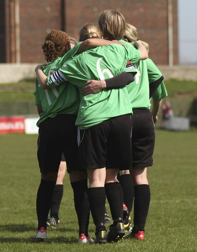 Lewes Ladies v West Ham 5 5 2013 6490