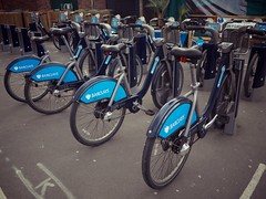 Photo (Daniel Pietzsch) Tags: uk england london lumix photos g bikes rental barclays dmcgf1 14f25 lumixg14f25