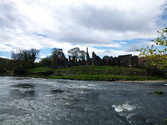 River Wear and Finchale Priory (John Steedman) Tags: uk greatbritain england river durham unitedkingdom wear riverwear northeast priory countydurham grossbritannien finchalepriory   grandebretagne finchale