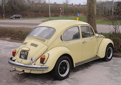 VW Beetle 1302 23-9-1970 94-91-NZ (Fuego 81) Tags: vw volkswagen beetle 1970 1302 kever kafer cwodlp 9491nz