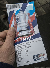 FACupFinal_24_13 (Damien Walmsley) Tags: london final manchestercity mcfc wembley wigan mancity facupfinal