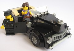 Palace Limo Mod (Missing Brick) Tags: mod palace limo legp