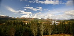 Beyond the Trees (ralph.stewart) Tags: canon scotland lochgarry