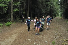 Go go go (PowellRiverMobilityOpportunitiesSociety) Tags: family friends nature sunshine river coast back teams walks country trails together powell society mobility opportunities disability accessibility friendships trailrider