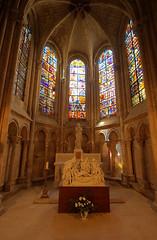 Et la lumire fut (arnaud patoto) Tags: colors lumire couleurs sony chapel cathdrale hdr nantes vitraux alpha57