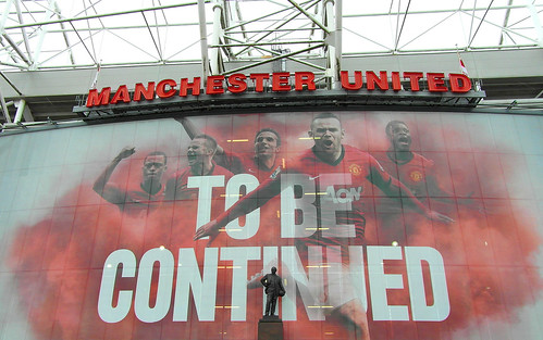 Manchester United - Fergie's farewell - by Harry Potts, on Flickr