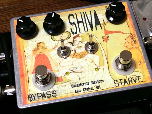 Dwarfcraft devices SHIVA FUZZ