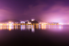 /  Chinese University of Hong Kong (CUHK) Night Serenity (60-sec LE) / SML.20130513.6D.06547 (See-ming Lee  SML) Tags: china longexposure sea sky urban hk seascape nature water colors yellow fog night cn photography hongkong golden harbor purple  le serenity creativecommons    cuhk     hkg shatin univesity    6d        maonshan   canon2470f28l canontc80n3 fav10  toloharbour ccby seeminglee  canonef2470f28lusm  chineseuniversityofhongkong   smlle canon6d smlprojects  smluniverse canoneos6d smlphotography canonanglefinderc flickrstats:views=10000 flickrstats:views=5000 smlserenity fl2fbp
