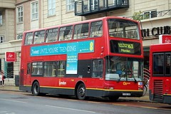 14 May Wimbledon (togetherthroughlife) Tags: bus may wimbledon 163 londongeneral 2013 pvl229