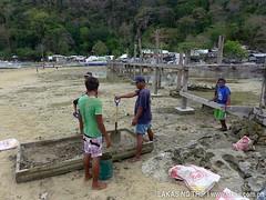 Yakosan Beach in El Nido, Palawan (Lakas ng Trip Travel) Tags: rocks limestone elnido palawan elnidopalawan yakosan yakosanbeach