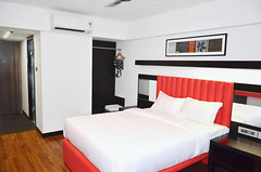Tune Hotel Ahmedabad, Gujarat, India - DoubleRoom (Tune Hotels) Tags: india hotel tune gujarat ahmedabad