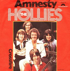 54 - Hollies, The -  Amnesty - D - 1977 (Affendaddy) Tags: germany 1977 amnesty crossfire polydor thehollies vinylsingles collectionklaushiltscher 2040174 1960s70sbeatpop