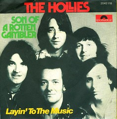 44 - Hollies, The -  Son Of A Rotten Gambler - D - 1974 (Affendaddy) Tags: germany 1974 polydor thehollies vinylsingles collectionklaushiltscher 1960sbeatandpop sonofarottengambler layintothemusic 2040118