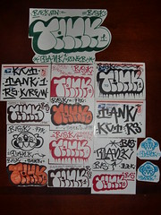 PACK #2 FROM TANK (CERTIFIED SLAP EXCHANGE) Tags: art graffiti sticker tank stickers pack trading slap graff trade package rs exchange kct exchanging trades certified slaps exchanges rsk