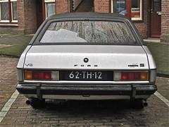 62-TH-12 FORD Capri II 2.0S V6, 1977 (sanders') Tags: ford capri ii 1977 v6 20s cwodlp 62th12