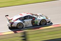 PORSCHE 911 RSR (ronaldligtenberg) Tags: world auto car sport racetrack racecar speed track 911 racing mans le porsche series endurance circuit fia motorsport autosport 991 carracing gte spafrancorchamps wec rsr 2013