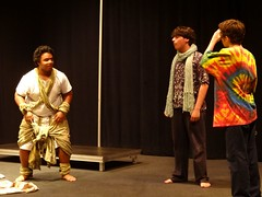 The Tempest by William Shakespeare at the Hardy and Betty Sanders Theatre 5-6-13 and 5-7-13 (Anderson School for the Gifted, Talented and Creative in Fort Worth, Texas) (asgtc) Tags: theater texas theatre shakespeare fortworth gifted talented thetempest andersonschool theatricalperformance andersonprivateschool hardyandbettysanders andersonschoolnetthetempest