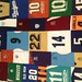 "Mosiac #TshirtQuilt of #SoccerJerseys • <a style=""font-size:0.8em;"" href=""http://www.flickr.com/photos/75695051@N03/8740219272/"" target=""_blank"">View on Flickr</a>"