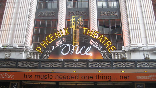 Once The Musical at the Phoenix Theatre