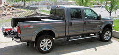 F-350 Super Duty Texas Edition (Eyellgeteven) Tags: ford truck 4x4 diesel gray pickup pickuptruck v8 madeinusa americanmade fourwheeldrive f350 fomoco fx4 1ton worktruck crewcab turbodiesel powerstroke oneton texasedition powerstrokediesel eyellgeteven