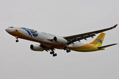 First Airbus A330 for Cebu Pacific (Curufinwe - David B.) Tags: france plane airport pacific aircraft aviation air landing airline airbus land cebu toulouse airlines runway a330 avion airbusa330 hautegaronne midipyrnes a330300 cebupacific avgeek airbusa330300 cebupacificair