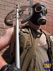 P5126701 (IDAPhotography at Thee-Gartisan Works) Tags: city festival ma post cosplay watch waltham steampunk apoc 2013 dieselpunk