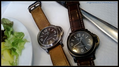 WP_20130515_004 (bakelite1) Tags: lunch omega wed pam 116 009 232 panerai luminor radiomir paneristi ploprof wedlunch paneristifrance