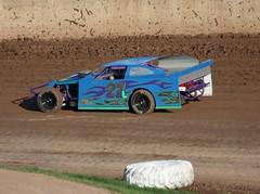 5.11.13 Beaver Dam Raceway - Sport Mod 2012 track champ Leroy Ostrowski