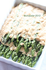 facendo asparagi all'ungherese (cindystarblog) Tags: vegetables cheese hungary worldwide spices appetizers paprika spezie verdure antipasti ungheria formaggi asparagi contorni abbecedario whb piattiunici