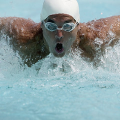 CBR003060 (anchor1203) Tags: people men sports wearing swimming photography 1 clothing energy colorphotography goggles lifestyle swimmingpool swimmer males effort whites recreation copyspace endurance adults determination eyewear headandshoulders headgear midadult midadultman exercising healthiness physicalfitness 3035years 30sadult protectiveclothing swimgoggles swimcap 3540years butterflystroke