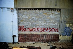 #BLOWOUTSEASON (Wires In The Walls) Tags: graffiti video die shoot connecticut ct location hiphop bridgeport noise remy cinderblock rns 2013 blowoutseason