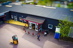 Scandinavian Photo EXPO 2013 preparation day (Aerial photo) (cablefreak) Tags: camera photography miniature photo store timelapse expo shift fair scene aerial exhibition equipment seminar tilt ts scandinavian tiltshift gh3 ecilop quadrocopter multirotor multicopter nex5n
