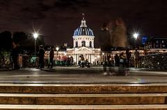 Pont des Arts und Institut de France