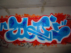 End of semester celebration (magpiee) Tags: blue graffiti day tunnel maui celebration rainy quickie upandout oboi ohboi oboie