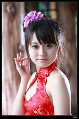 nEO_IMG__MG_0794 (c0466art) Tags: light portrait cute girl rain female canon asia day sweet outdoor quality chinese taiwan 5d lovely cloth pure  c0466art