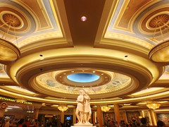 The Mother Ship (Bootleg!) Tags: gambling fountain statue hotel golden lasvegas statues wideangle casino waterfountain gamble sincity lasvegasboulevard iphone lasvegasstrip iphone5 caesarspalacehotelcasino olloclip