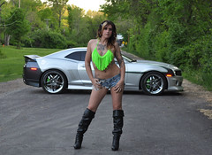 "5th Gen Camaro With Stephanie • <a style=""font-size:0.8em;"" href=""http://www.flickr.com/photos/85572005@N00/8748056306/"" target=""_blank"">View on Flickr</a>"