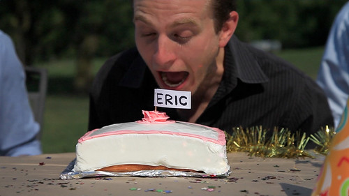 Evil Grin Gift Box Episode 10 - Emissions Check: Eric's Cake