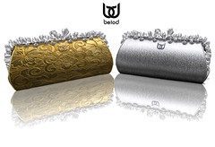 BeloD - new Cristal Clutch in gold and silver (Betty Draesia MISS V AUSTRALIA 2013) Tags: beauty fashion butterfly scarlet gold clothing dress mesh skin afro moda style secondlife elaine clutch gown elegant poison gowns swallow fabulous cristal vero blackhair ebony poses oro elegance eirene meshdress modero silverversion goldtextures veromodero bettydraesia belod