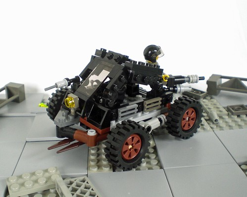 Wastelands Scrap Buggy