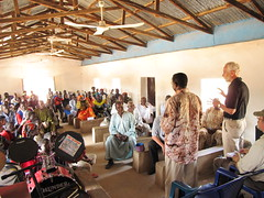 (Global Health Ministries) Tags: with dr health nigeria homepage thompson villagers priorities discussing dingai