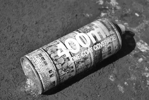 | Saturday Afternoon | L.A. River -Ditched Spray Can- | Highland Park, CA | Clear Enough |