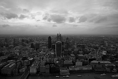 (davidkhardman) Tags: london monochrome landscape cityscape shard canonef24105mmf4lis