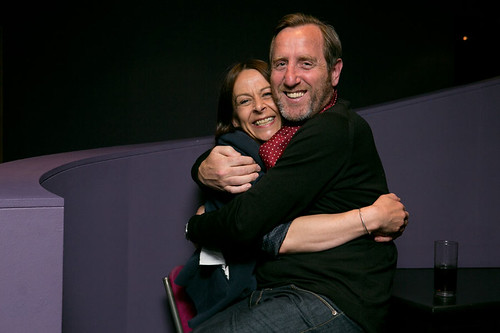 Kate Dickie and Michael Smiley at the For Those in Peril QA at Cineworld