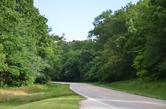 Ha Ha Tonka State Park - Missouri (Adventurer Dustin Holmes) Tags: statepark road highway missouri roads ozarks stateparks hahatonka pavedroad asphaltroad