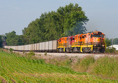 IMRR 60 Mackey IN 14 July 2013b (Train Chaser) Tags: sd18 isrr indianasouthern imrr imrr60