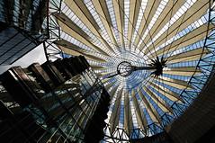 Sony-Center - Potsdamer Platz - Berlin - Germany (PascalBo) Tags: berlin architecture germany nikon europe capital potsdamerplatz capitale allemagne d300 pascalboegli