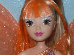 Stella Sirenix Face Close Up (winxeric97) Tags: stella sun color club hair toy doll pacific review fairy change shining harmonix jakks winx believix sirenix