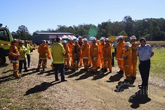 (coghilla) Tags: rural training fire exercise volunteers qld queensland service imt qfrs rfsq